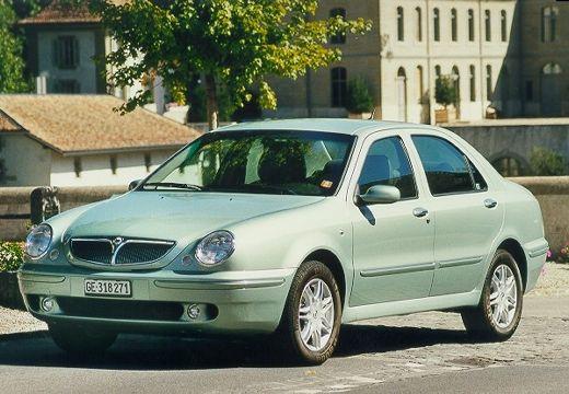 LANCIA Lybra I sedan zielony jasny przedni lewy