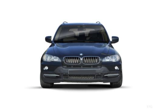 BMW X5 kombi przedni