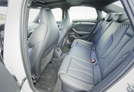 AUDI A3 Limousine sedan boczny prawy