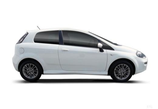 FIAT Punto II hatchback boczny prawy