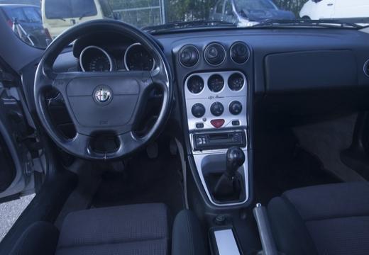ALFA ROMEO GTV coupe tablica rozdzielcza
