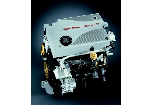 ALFA ROMEO 156 I sedan silnik