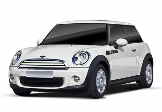 MINI [BMW] Mini MINI One IV hatchback biały