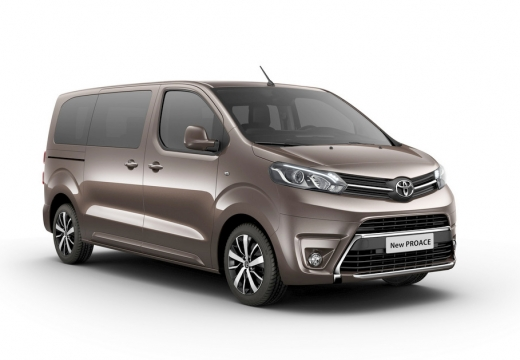 Toyota Proace Verso 1.6 D4-D Medium Business Kombi mpv I 95KM (diesel)