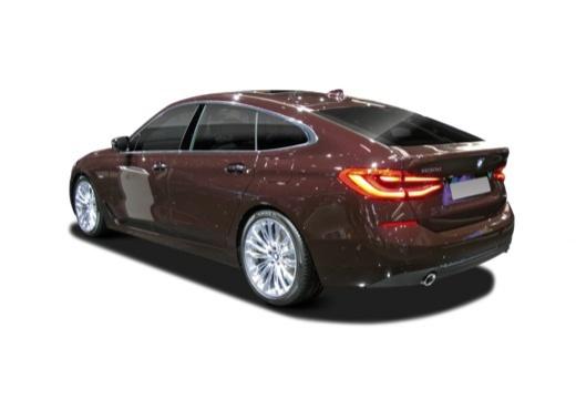 BMW Seria 6 hatchback tylny lewy