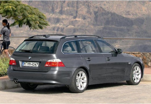 bmw 530d kombi touring e61 i 3 0 231km 2005. Black Bedroom Furniture Sets. Home Design Ideas