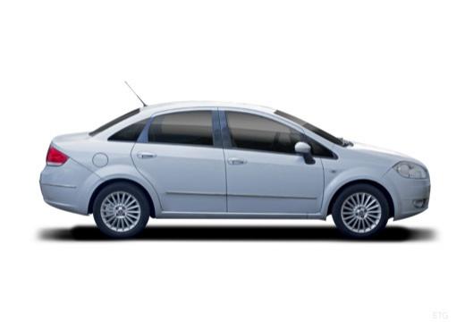 FIAT Linea I sedan boczny prawy