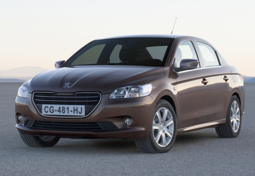 PEUGEOT 301 1.2 VTi/Pure Tech Access Sedan I 72KM (benzyna)
