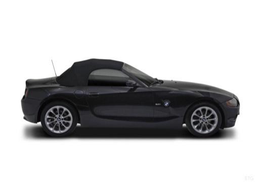 BMW Z4 E85 I roadster boczny prawy