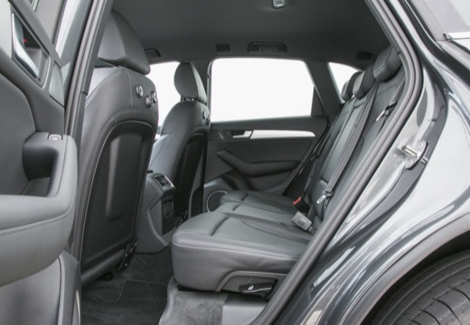 AUDI Q5 II kombi wnętrze