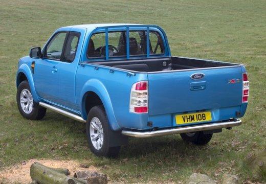 FORD Ranger III pickup niebieski jasny tylny lewy
