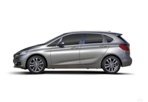 BMW Seria 2 kombi boczny lewy