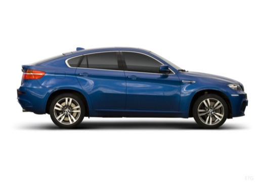 BMW X6 X 6 E71 hatchback boczny prawy