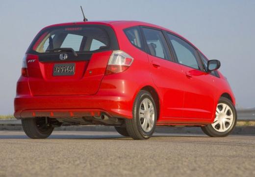 HONDA Fit hatchback czerwony jasny tylny prawy