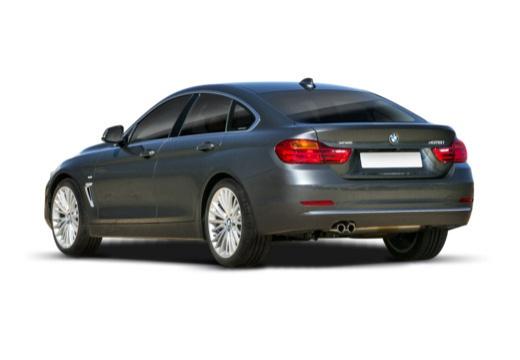 BMW Seria 4 Gran Coupe F36 I hatchback tylny lewy