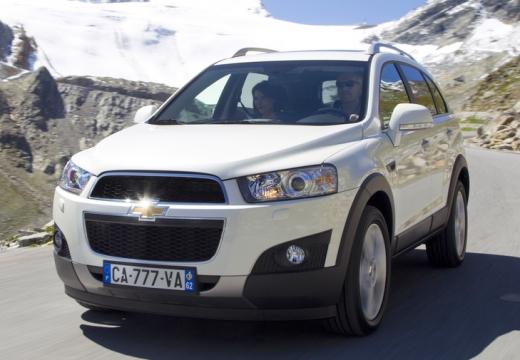 CHEVROLET Captiva 3.0 V6 LTZ aut Kombi II 258KM (benzyna)