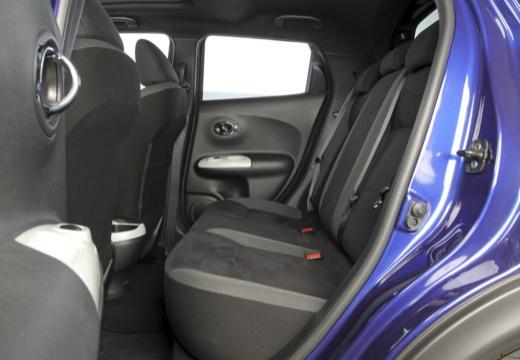 NISSAN Juke II hatchback wnętrze