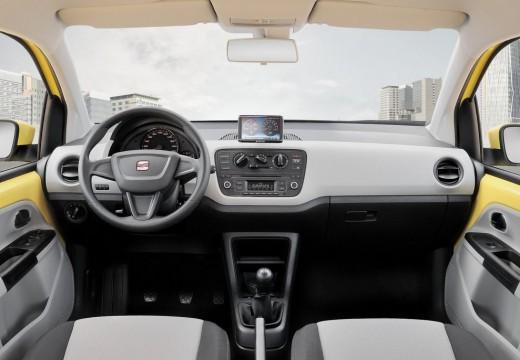 SEAT Mii hatchback tablica rozdzielcza
