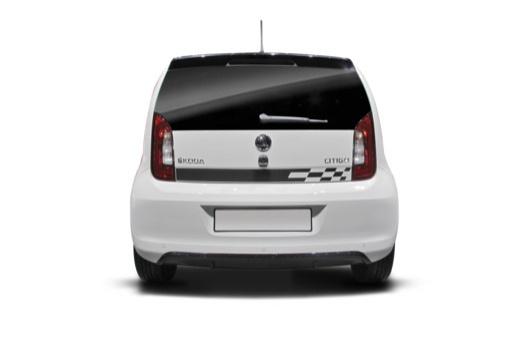 SKODA Citigo II hatchback tylny