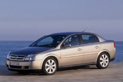 OPEL Vectra C I sedan silver grey przedni lewy