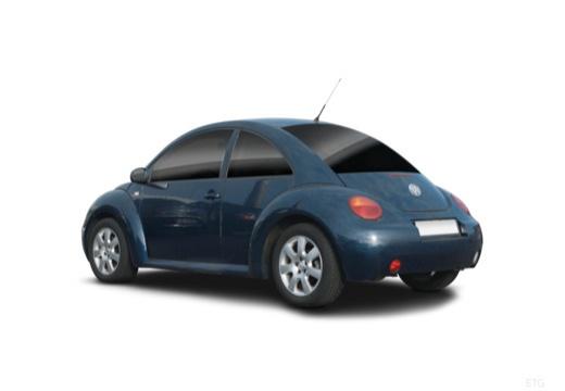 VOLKSWAGEN New Beetle I coupe niebieski jasny tylny lewy
