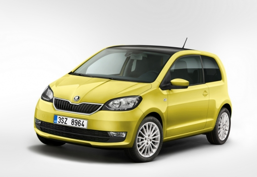 SKODA Citigo Hatchback II