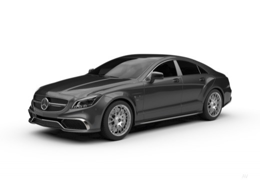 MERCEDES-BENZ CLS 63 AMG S 4-Matic Sedan C 218 II 5.5 585KM (benzyna)