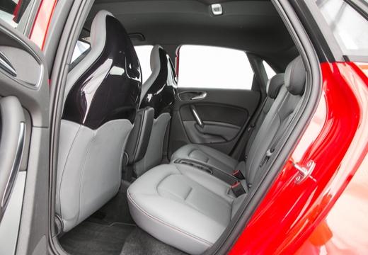 AUDI A1 Sportback I hatchback wnętrze