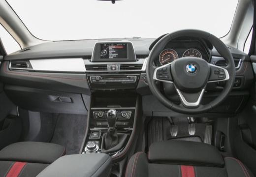 BMW Seria 2 Active Tourer F45 I kombi tablica rozdzielcza