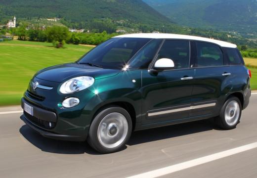 FIAT 500L 0.9 8V Twinair Pop Star SS Kombi L Living 105KM (benzyna)