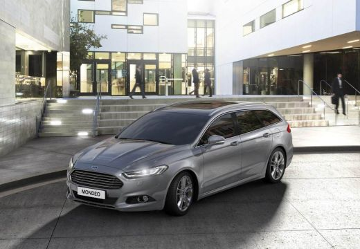 FORD Mondeo 2.0 TDCi ECOnetic Edition Kombi VIII 150KM (diesel)