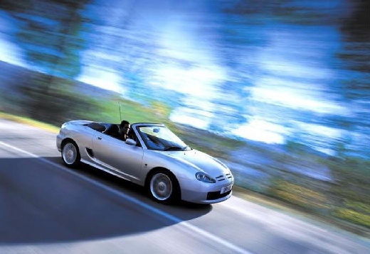MG TF 135 1.8 Roadster I 136KM (benzyna)