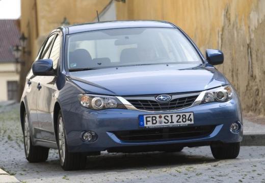 SUBARU Impreza 2.5 Hatchback I 170KM (benzyna)