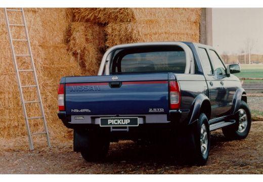 NISSAN Pickup 2.5 TDi 4WD abs Navara I 105KM (diesel)