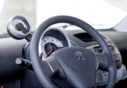 PEUGEOT 107 III hatchback tablica rozdzielcza