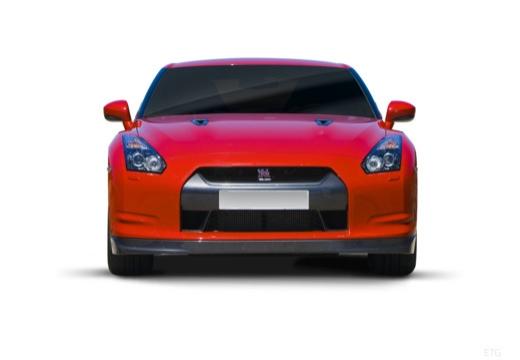 NISSAN GT-R I coupe przedni