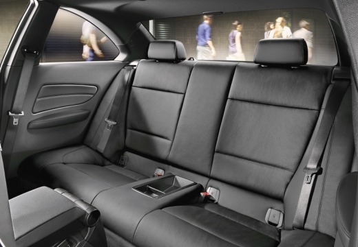 BMW Seria 1 E82 II coupe wnętrze