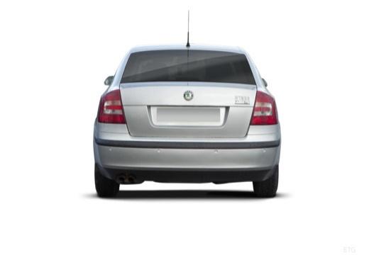 SKODA Octavia II I hatchback tylny