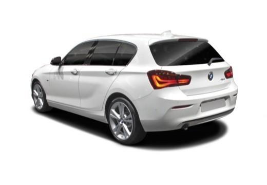 BMW Seria 1 hatchback tylny lewy