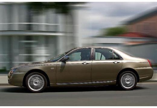 ROVER R 75 II sedan beige boczny lewy