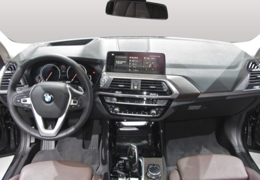 BMW X3 kombi tablica rozdzielcza