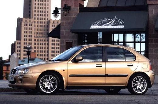 ROVER 25 1.8 VI Sport Plus Hatchback I 145KM (benzyna)