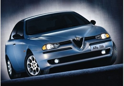 ALFA ROMEO 156 2.5 V6 Distinctive Sedan I 190KM (benzyna)