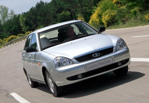 LADA Priora 1.6 16V abs Hatchback 2172 98KM (benzyna)
