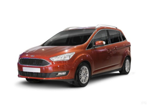 FORD C-MAX Grand II kombi mpv