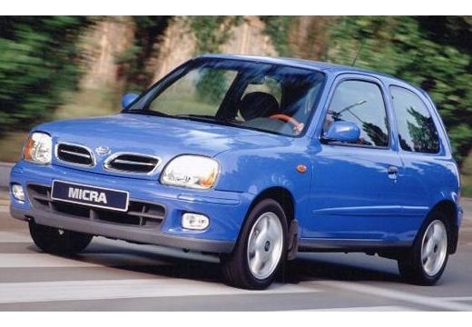 NISSAN Micra 1.0 Comfort High Hatchback IV 60KM (benzyna)