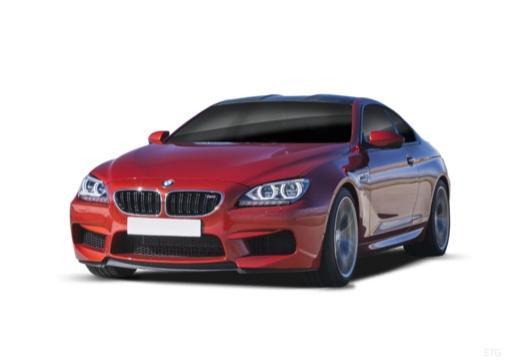 BMW Seria 6 F13 I coupe przedni lewy