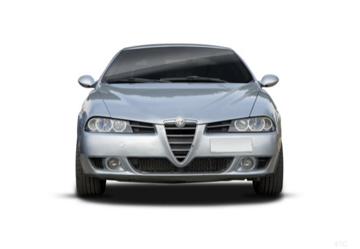 ALFA ROMEO 156 sedan przedni
