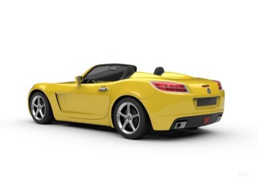 OPEL GT roadster tylny lewy