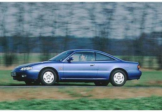 MAZDA MX-6 2.5 V6 Coupe I 165KM (benzyna)